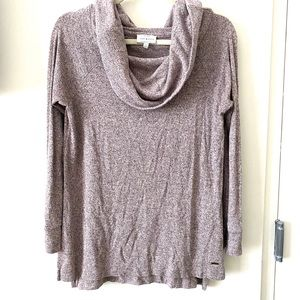 Lucky Brand Cowlneck Top